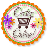 Order online, whenever and whereever you choose!