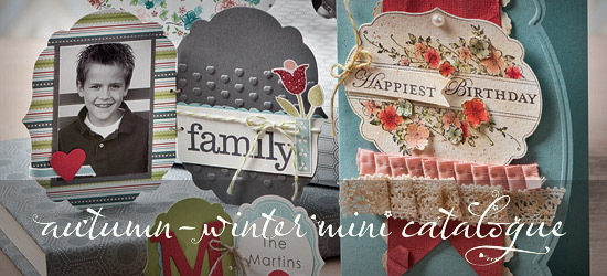 New Autumn-Winter Mini Catalogue Available Now
