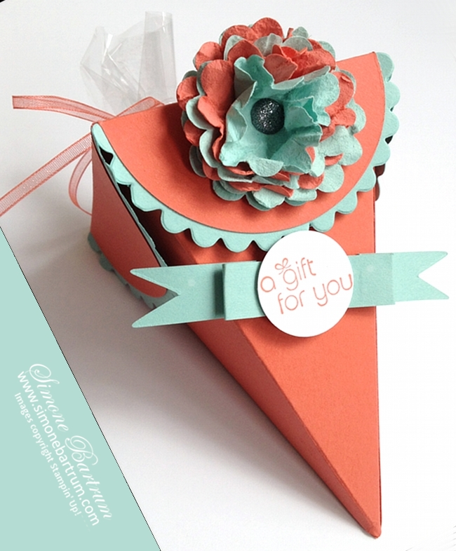 Petal Cone die Treat Holder