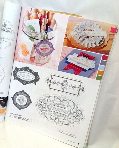 Australian Stampin' Up! Annual Catalogue 2012-2013