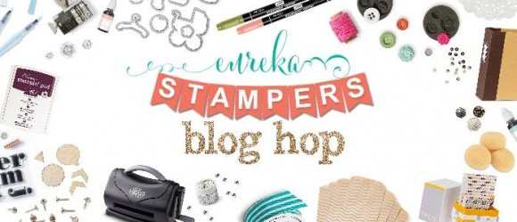 EurekaStampers Blog Hop - New Catalogue 2014-2015