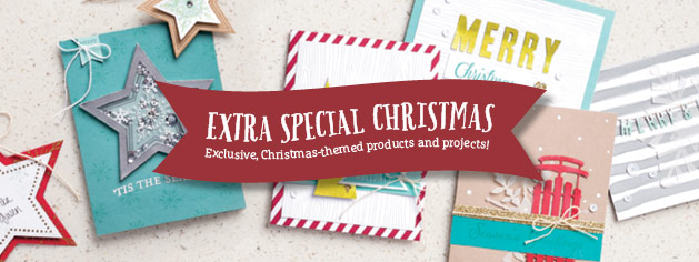 Extra Merry Christmas - Catalogue Supplement now available