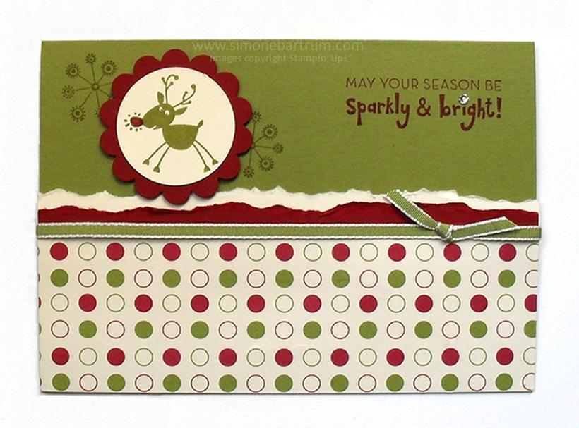 Christmas Cardmaking Class: October 9th 2010 • Simone Bartrum ...